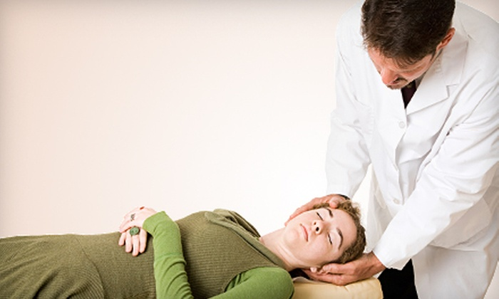 Huffman Chiropractic - South Oklahoma City: $49 for Chiropractic Exam-and-Treatment Package at Huffman Chiropractic ($400 Value)