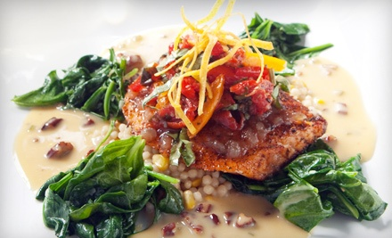 $30 Groupon to Blue Water Bistro - Blue Water Bistro in Estero