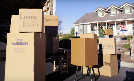 One Hour of Professional House Packing (a $100 value) - Saskatoon Movers in