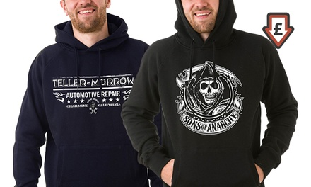 Unisex Sons of Anarchy Hoodie for £27.98 With Free Delivery