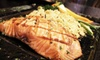 Tabica Grill - Jupiter: $15 for $30 Worth of Dinner and Drinks at Tabica Grill in Jupiter