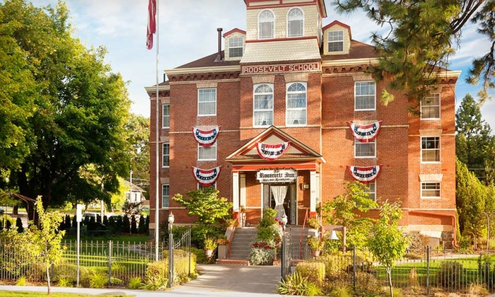 The Roosevelt Inn - Downtown: $199 for a Three-Night Stay for Two at The Roosevelt Inn in Idaho (Up to $447 Value)