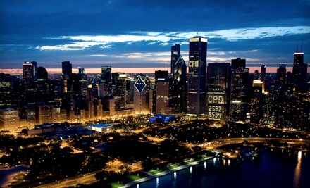 30-Minute Helicopter Tour of Chicago for 2 (a $398 value) - Rotorzen Helicopters, Inc. in Chicago