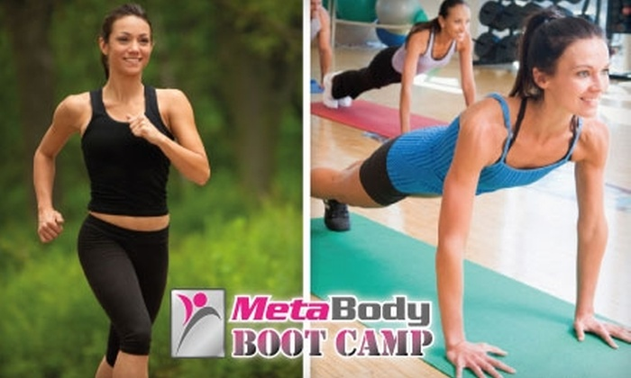 MetaBody - Multiple Locations: $20 for 20-Class Pass to MetaBody ($300 Value)