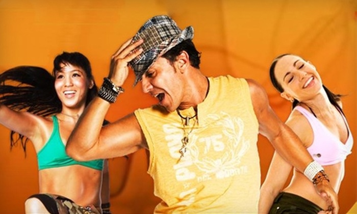 Zumba with Tasha - Multiple Locations: $10 for Four Drop-In Classes from Zumba with Tasha ($28 Value)