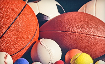 $25 Groupon - Play it Again Sports in Hoover