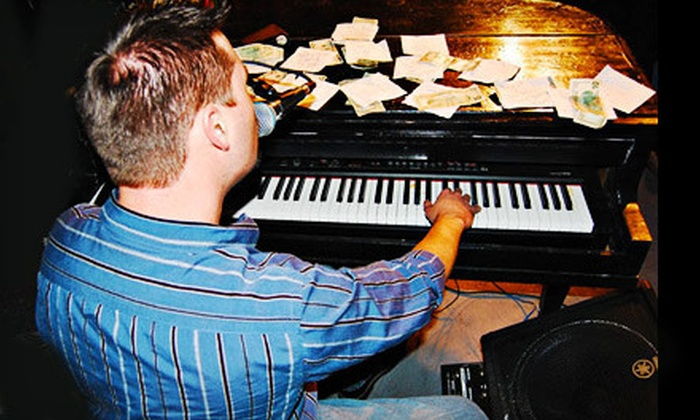 Louie Louie's - Downtown: Rock 'n' Roll Dueling-Piano-Bar Outing for 2, 4, 8, or 12 at Louie Louie's (Up to 60% Off)
