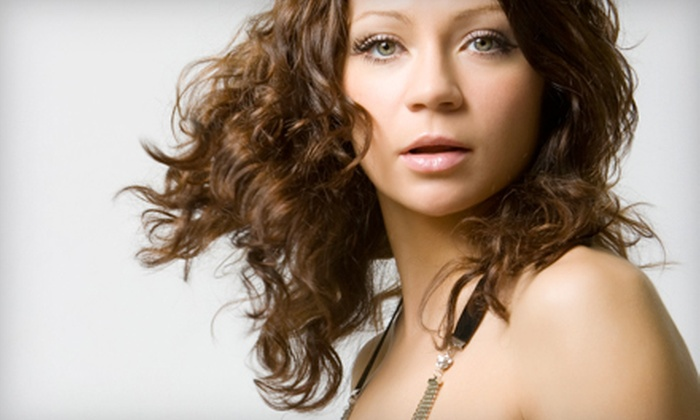 Salon DARIN - Monroe: $25 for Salon Package with Haircut, Style, Blow-Dry, and Deep-Conditioning Treatment at Salon DARIN in Monroe ($60 Value)