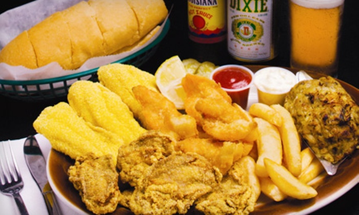 Bozo's Restaurant - Metairie: $15 for $30 Worth of Seafood and Drinks at Bozo's Restaurant