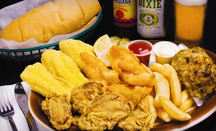 $30 Groupon to Bozo's Restaurant - Bozo's Restaurant in New Orleans