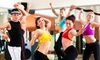Curves - Mission - Mission: One- or Three-Month Women's Gym Membership with 12-Class Zumba Punch Card at Curves (Up to 68% Off)