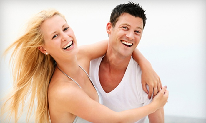 Really White Smiles - The Woodlands Mall: 15- or 30-Minute Teeth-Whitening Treatment at Really White Smiles in The Woodlands