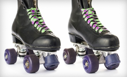 Birthday Party Package for up to Eight (a $95 value) - United Skates of America in Columbus