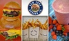 New York Burger Co. - Multiple Locations: $7 for $15 Worth of Upscale Burgers and All-American Fare at New York Burger Co.