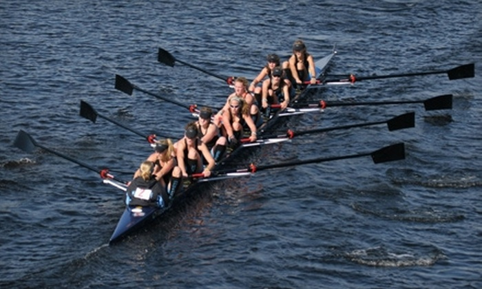 Maritime Rowing Club - Norwalk: Rowing Classes at Maritime Rowing Club in Norwalk. Three Options Available.
