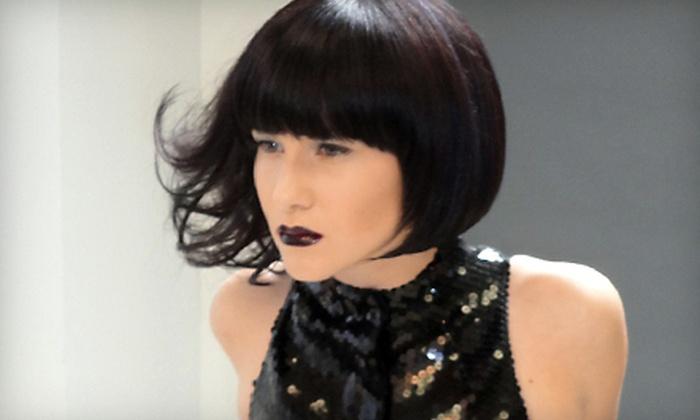 Starz Salon - Ottawa: Haircut and Style or Haircut, Colour, and Style at Starz Salon