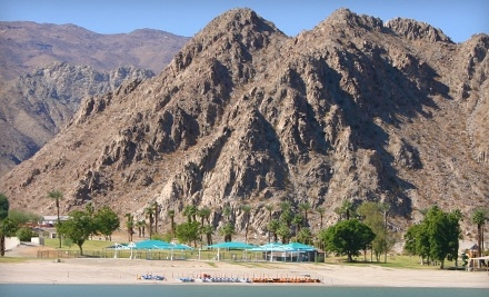 Lake Cahuilla Recreation Area: Tow-Night Campsite Tent Stay with Water and Electrical Hookups - Lake Cahuilla Recreation Area in La Quinta