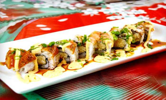 Kyoto Japanese Steak House & Sushi Bar - Skipwith Farms: $15 for $30 Worth of Japanese Fare at Kyoto Japanese Steak House & Sushi Bar in Williamsburg