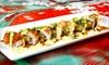 Kyoto Hibachi Grill Ans Sushi Bar - Williamsburg: $15 for $30 Worth of Japanese Fare at Kyoto Japanese Steak House & Sushi Bar in Williamsburg