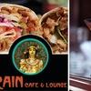 $10 for Fare at Rain Café and Lounge