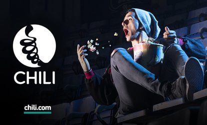 Two Digital Movies rentals from CHILI plus for you a cinema ticket valid at ODEON cinemas (Up to 74% Off)