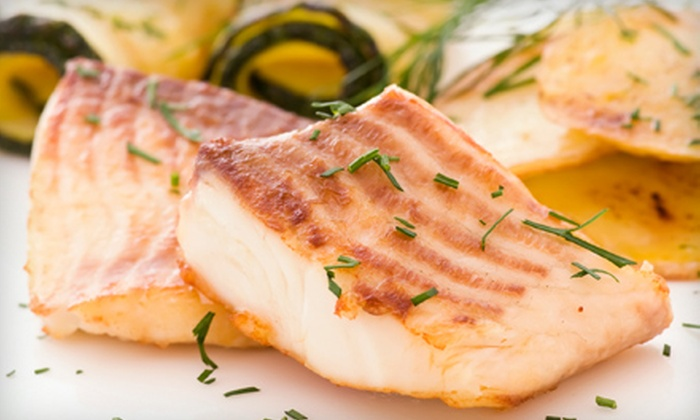 Bayview Restaurant and Lounge - Broad Channel: $20 for $40 or $30 for $70 to Bayview Restaurant in Queens