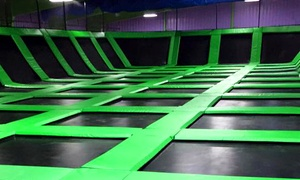 Up to 62% Off at Extreme Air Trampoline Park at Extreme Air Trampoline Park, plus 6.0% Cash Back from Ebates.
