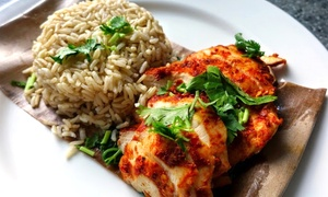 4S Dubai: 22-Day Meal Plan with Three or Five Meals a Day from 4S Dubai (Up to 37% Off)