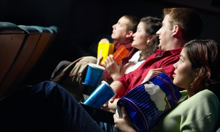 Flagship Cinemas - New Bedford: $9 for Ticket, Small Drink, and Small Popcorn (Up to $17.25 Value) or $17 for Four Tickets ($35 Value) at Flagship Cinemas in New Bedford