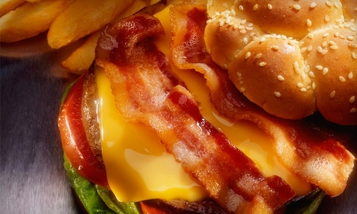 Hungry? Restaurant - Rolling Meadows: $5 for $10 Worth of Casual American Fare and Drinks at Hungry? Restaurant in Rolling Meadows