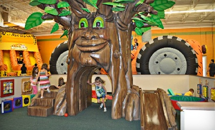 5 Weekday Open-Play Passes (a $35 value) - Little Java's Family Fun Center in Weston