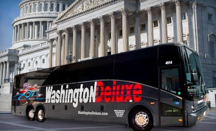 One-Way Ticket to or from Washington, DC and New York City (a $25 value) - Washington Deluxe in Washington