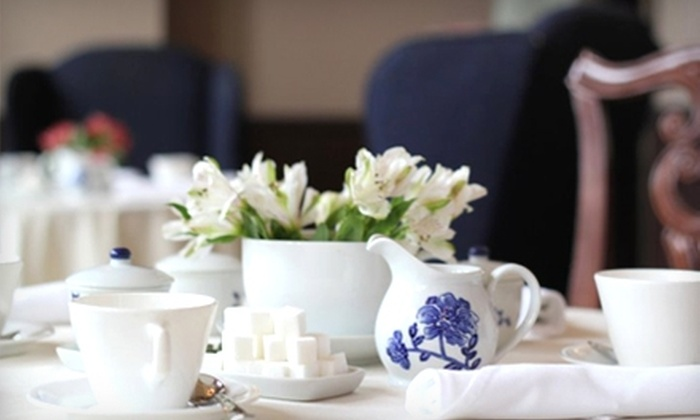 Ben Lomond Suites Historic Hotel  - Ogden: $15 for Afternoon Tea for Two at Ben Lomond Suites Historic Hotel ($30 Value)
