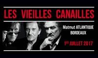 """1 place en catégorie 1 ou 2 pour """"Les Vieilles Canailles"""" le 1er juillet 2017 à 20h30 dès 68 € au Matmut Atlantique"""