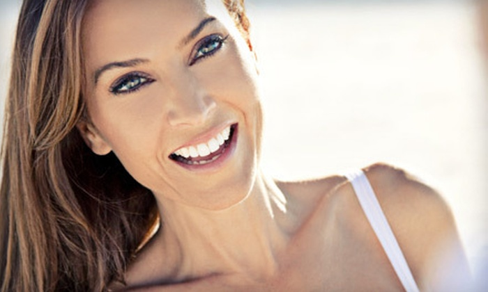Zenthea Dental - Midtown East: Dental Package with Exam, Cleaning, and X-Rays at Zenthea Dental. Whitening and Spa Options Available (Up to 95% Off).
