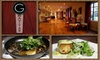 Gravitas CLOSED - Fourth Ward: $30 for a Three-Course Prix Fixe Dinner at Gravitas (Up to $60 Value)