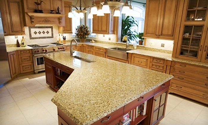 A&S Sales, Inc. - Multiple Locations: $50 for $200 Worth of Granite Countertops, Cabinetry, Tile, and Services at A&S Sales, Inc.