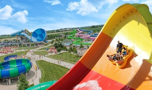 21% Off Admission to Raging Waves Waterpark at Raging Waves Waterpark, plus 6.0% Cash Back from Ebates.