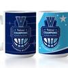 Villanova NCAA Men's Basketball Champions Mug Set (2-Piece)