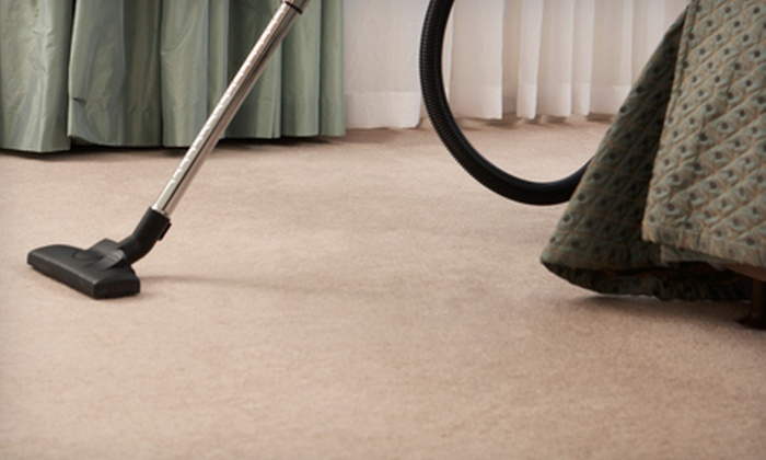 Seasons Carpet Cleaning - Roanoke: $49 for Carpet Cleaning for One Hallway and Two Rooms from Seasons Carpet Cleaning (Up to $98 Value)