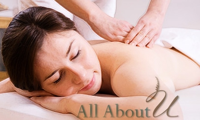 All About U - South Tacoma: $35 for a One-Hour Customized Facial at All About U