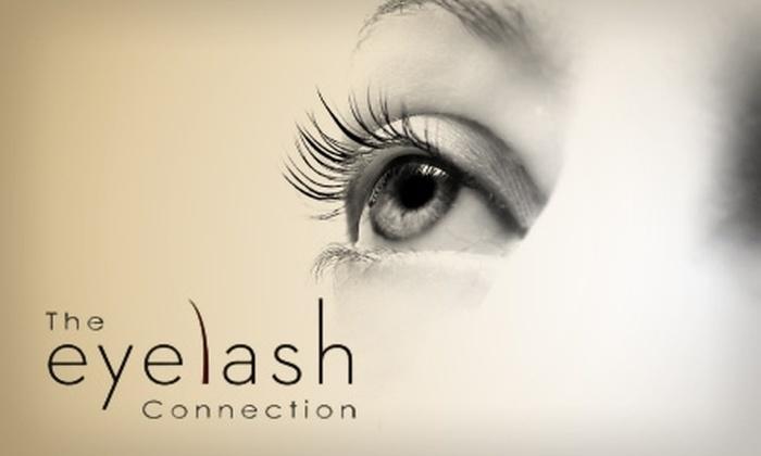 The Eyelash Connection Reno - Reno: $25 for $50 Worth of Waxing, Eyelash Extensions, or Facials from The Eyelash Connection