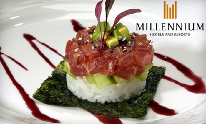 North 26 Restaurant and Bar - Downtown: $25 for $50 Worth of New England Cuisine at North 26 Restaurant and Bar in Millennium Bostonian Hotel