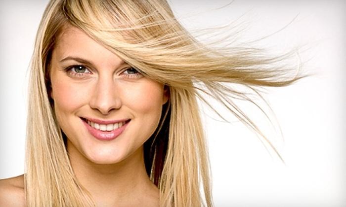 Concrete Blonde Studio - Squamish: $25 for $50 Worth of Salon and Spa Services at Concrete Blonde Studio in Squamish