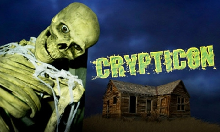 Crypticon Seattle - SeaTac: $39 for an Adult Weekend Pass to Crypticon Seattle (Up to $90 Value)