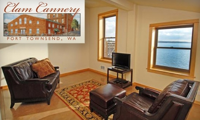 Clam Cannery Hotel - Port Townsend: $124 for a One-Night Stay at the Clam Cannery