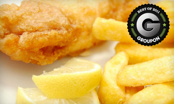 Zekes Fish & Chips - Ridglea Hills Association: $7 for $15 Worth of Seafood at Zeke's Fish & Chips