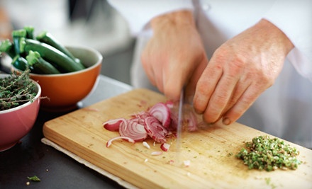 3-Course Italian Cooking Class for 1 (a $135 value) - Rosemary and Thyme in Chesterfield