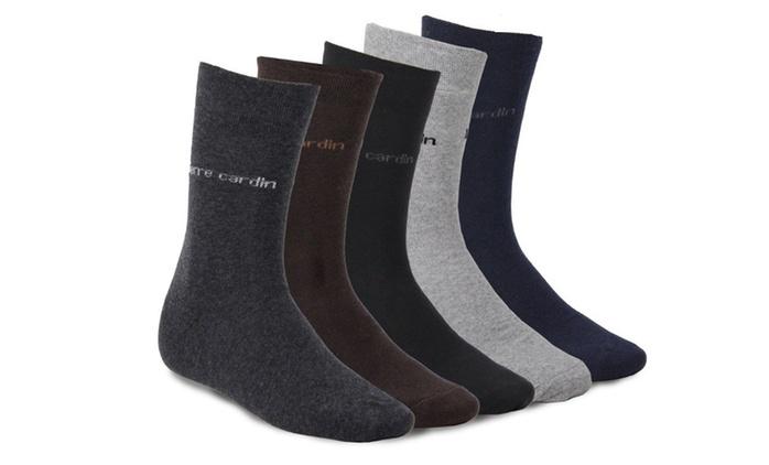 15 paires de chaussettes Pierre Cardin, taille et coloris au choix, à 18,98€ (jusqu'à 75% de réduction)