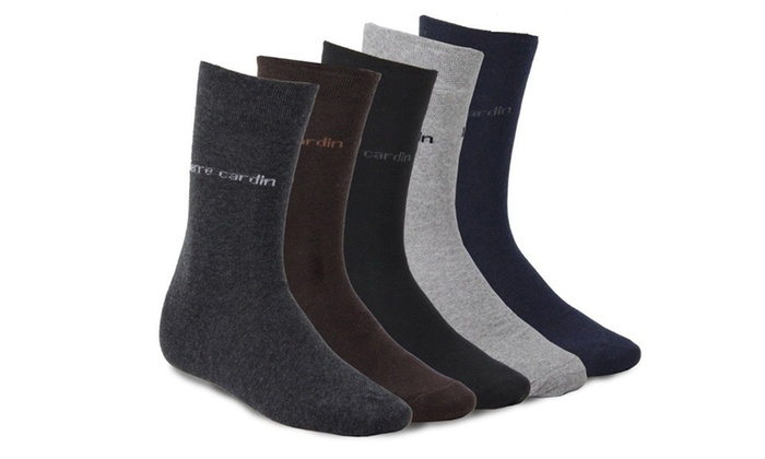 15 paires de chaussettes Pierre Cardin taille et coloris au choix à 1898€ (jusquà 75% de rduction)